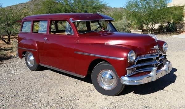 1950 Plymouth Other Station wagon