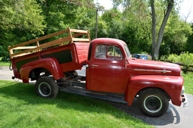1952 Ford Other Pickups F2 3/4 ton