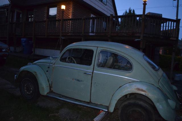 Vintage Vw Bug For Sale 14
