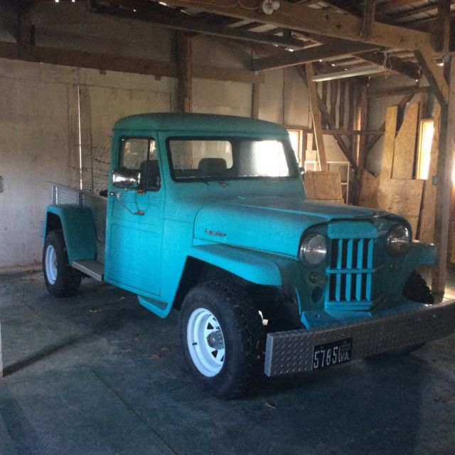 1963 Willys Jeep Willy's Pickup