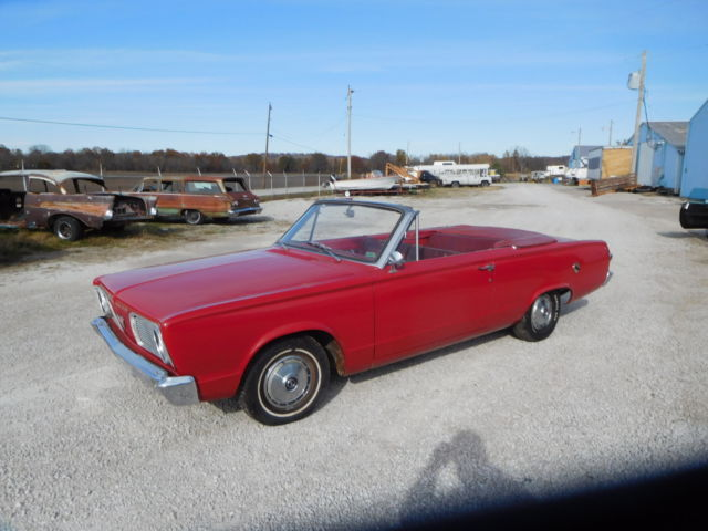1966 Plymouth Other Valiant