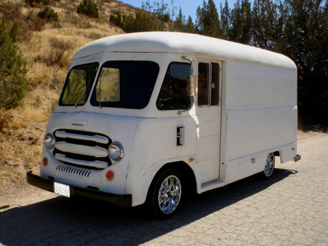 1963 Ford Bread truck