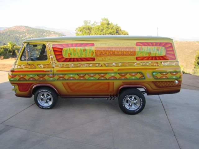 1966 Ford E-Series Van Econoline Supervan