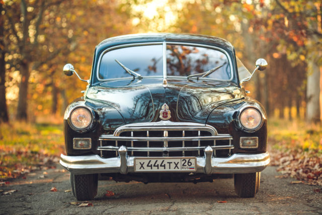 1953 Other Makes ZIM GAZ 12