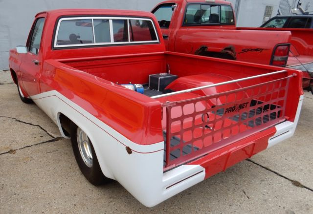 1975 Chevrolet C-10 396 BIG BLOCK PICKUP TRUCK