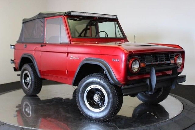 1968 Ford Bronco --