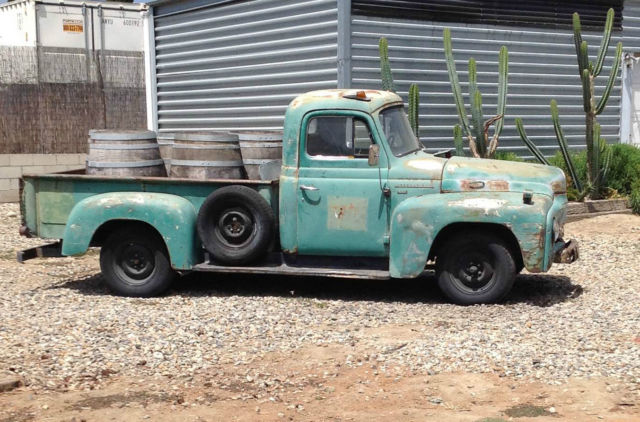 1953 International Harvester Other Long bed service model