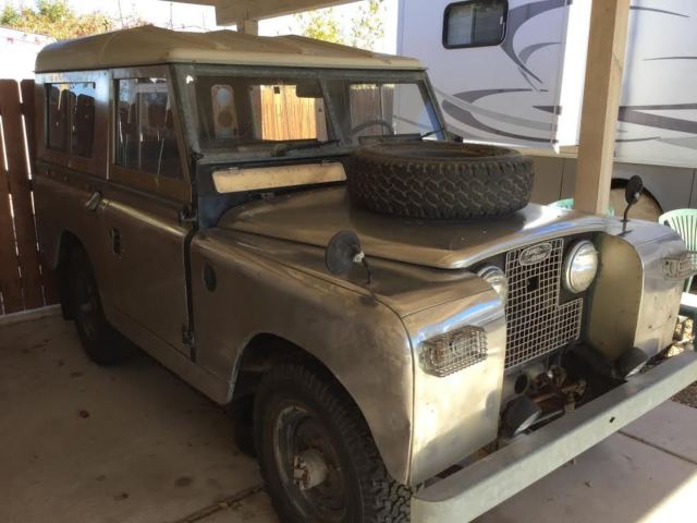 1964 Land Rover Other