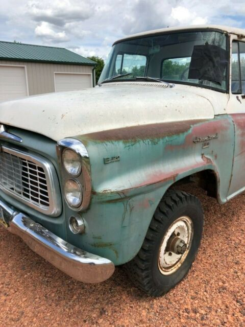 1959 International Harvester Scout