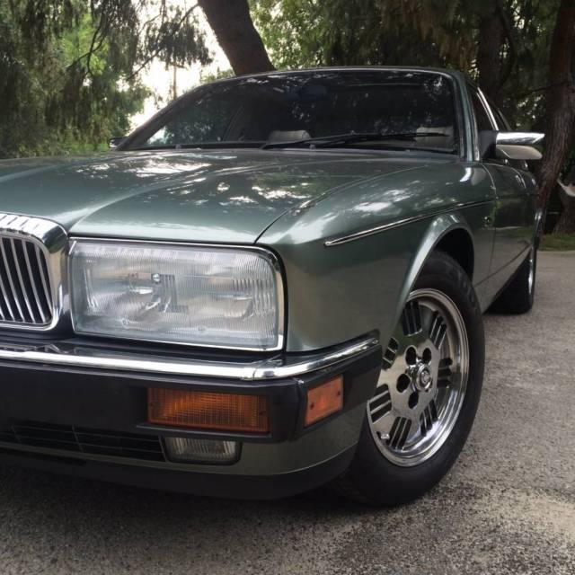 1994 Jaguar Xj Interior: Vintage/Classic Jade Green/Tan XJ40; Excellent Condition