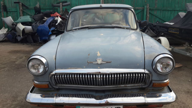 1965 Other Makes Volga 21