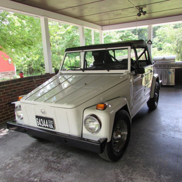 1973 Volkswagen Thing See Pictures
