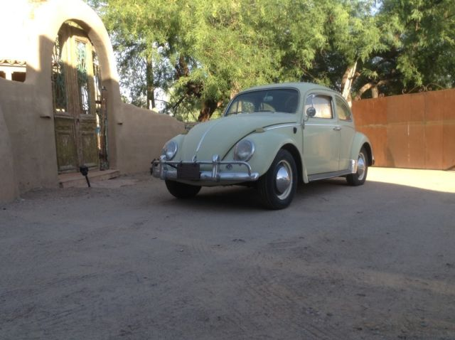 1964 Volkswagen Beetle - Classic Sunroof One Owner