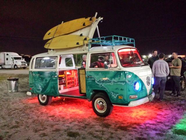Vw Bus Food Truck