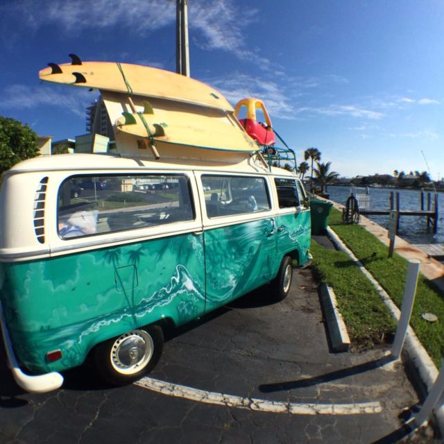 Volkswagen Bus Food Truck for sale: photos, technical