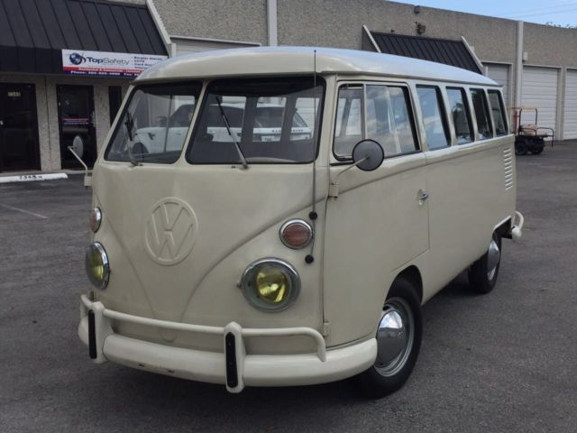 1975 Volkswagen Bus/Vanagon std