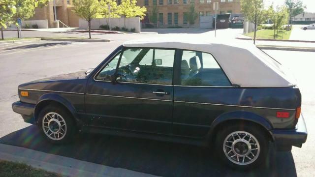 88 vw cabriolet top