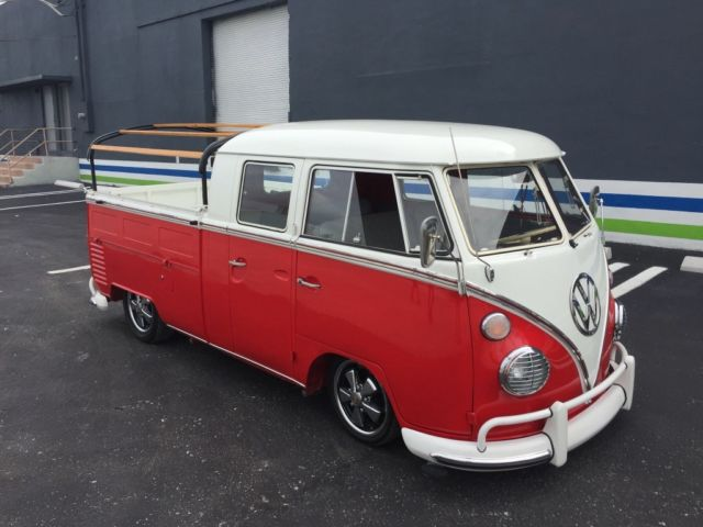 1965 Volkswagen Bus/Vanagon Double Cab