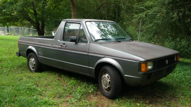 19810000 Volkswagen Rabbit