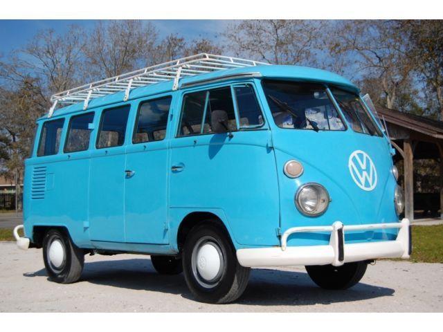 volkswagen split windshield 15 window vw bus transporter type 2 t1