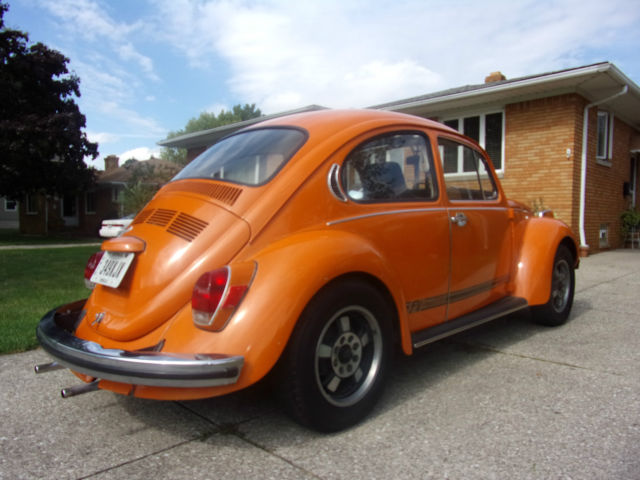volkswagen  super beetle - all original california formula vee edition