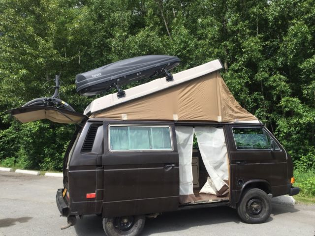 1985 Volkswagen Bus/Vanagon brown