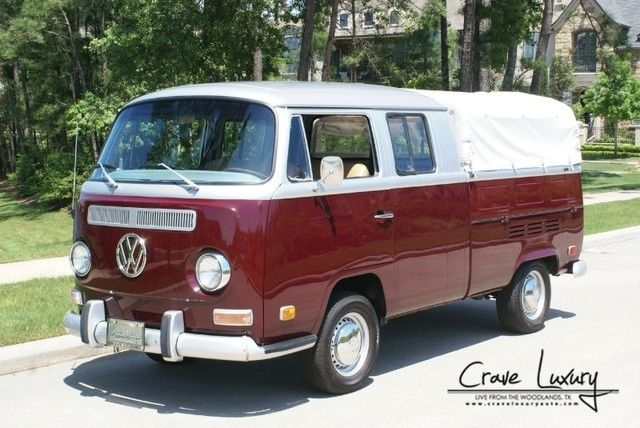 Volkswagen Vw Double Cab Pickup Loaded Leather Crave Luxury Auto