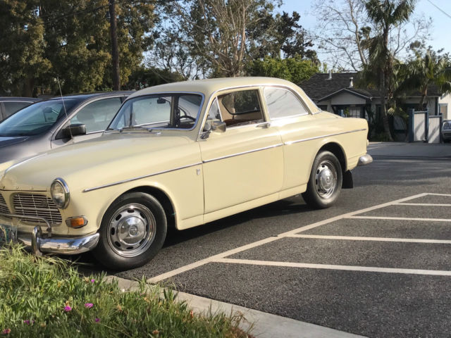 Volvo 122S AMAZON 2 DOOR LOW RESERVE!!! for sale: photos, technical specifications, description