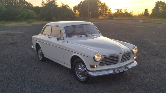 Volvo 122 coupe