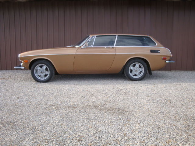 1973 Volvo 1800 ESOther