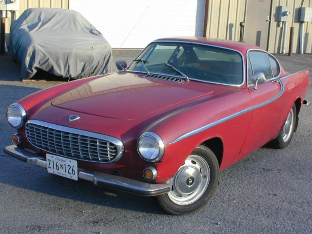 1965 Volvo Other 1800S P1800