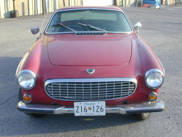 Volvo 1800 S P1800 1965 4 speed with overdrive B20 M41 J Eggcrate grill Maryland for sale ...