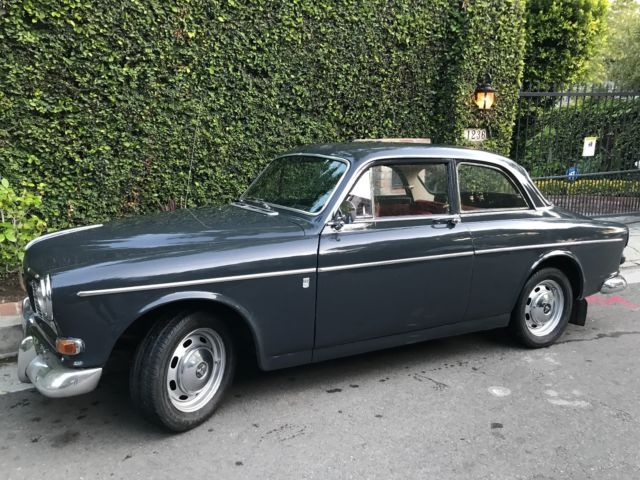 1965 Volvo 122 S Amazon Coupe