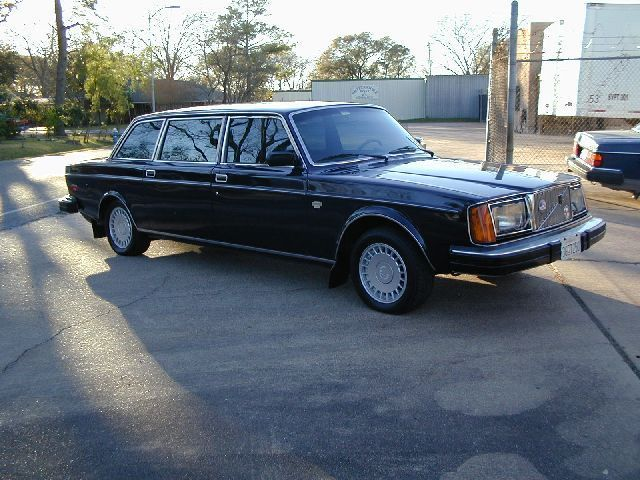 "1977 Volvo Other 264te 'TOP executive"" Limo"
