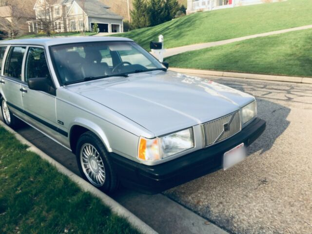 Volvo 940 wagon - extra clean North Carolina car-rare 940 ...