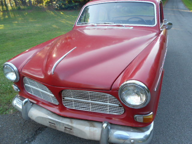 1965 Volvo AMAZON 122S - Clear Title transferable