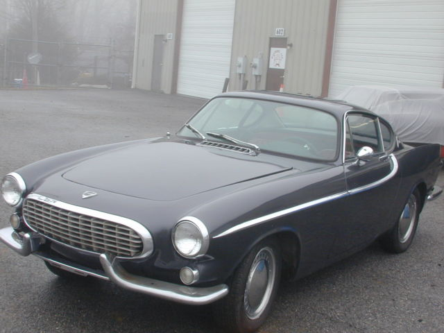 1962 Volvo Other P1800 Volvo 1800
