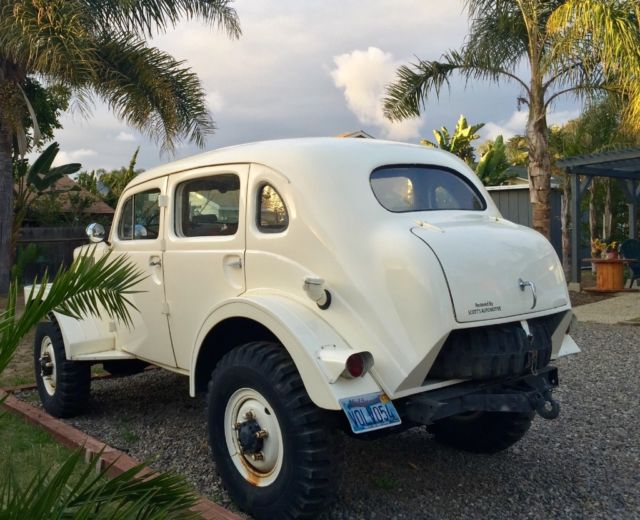 volvo sugga pt21 1954 rarest suv in the world for sale photos technical specifications. Black Bedroom Furniture Sets. Home Design Ideas