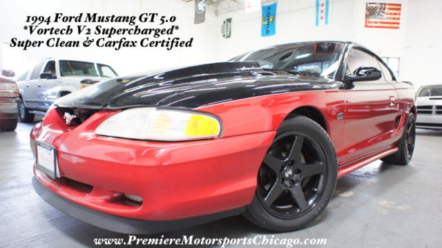 1994 Ford Mustang 2dr Coupe GT