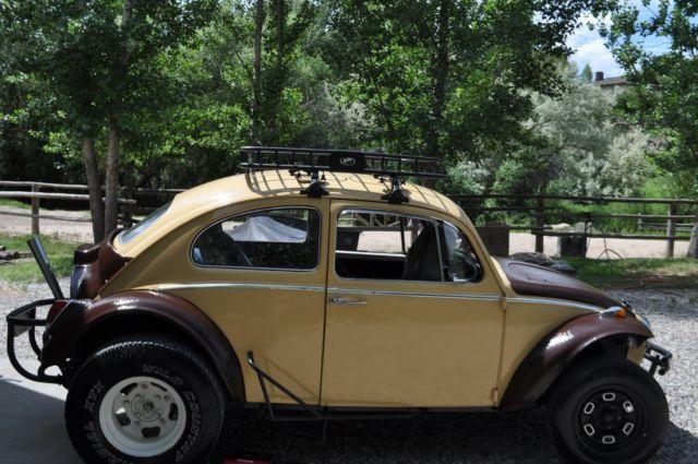 Vw Beetle Baja Bug For Sale Photos Technical