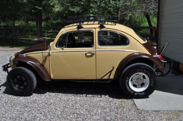 VW Beetle Baja Bug for sale: photos, technical