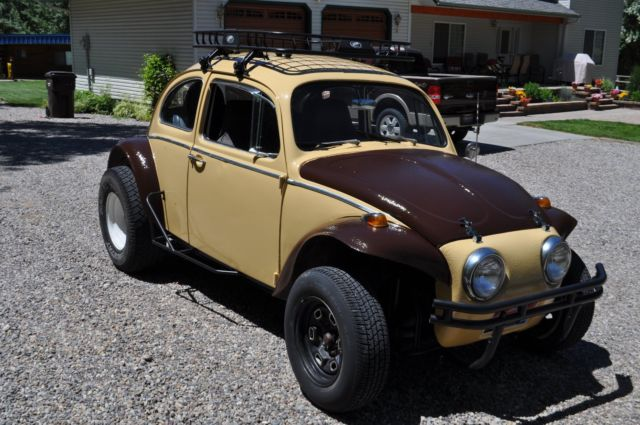Vw Beetle Baja Bug on Old Vw Carb