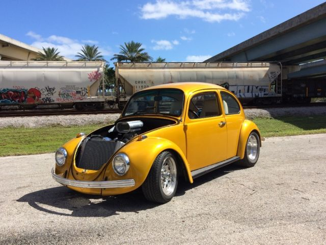 VW Beetle Bug - Hot Rod Chevy V8 Conversion for sale: photos
