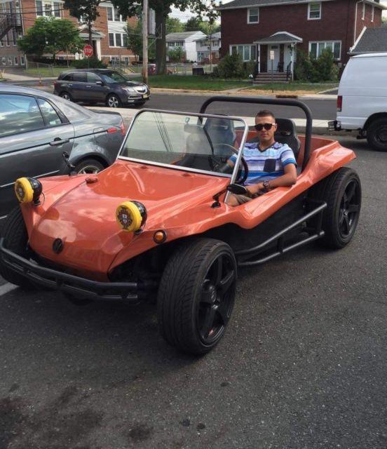 Dune Buggy Bumpers : Vw beetle bug meyers manx dune buggy for sale photos