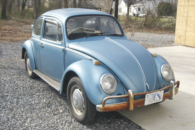 vw beetle bug sedan 1966 classic with factory sunroof daily driver for sale photos technical. Black Bedroom Furniture Sets. Home Design Ideas