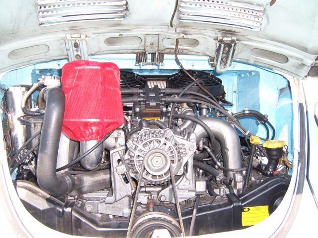 VW Beetle with Subaru EJ20T swap 250 hp, EJ20 EJ22 EJ25 wrx