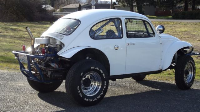 VW Bug Baja Mint Time Capsule Show Winner One of a Kind Piece of VW History for sale: photos ...