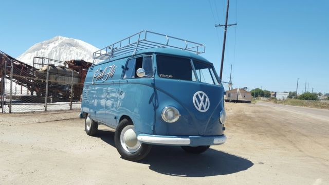 Vw Bus 1955 Barndoor California Classic Volkswagen Panel For Sale