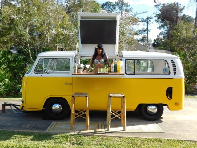 Vw Food Truck For Sale