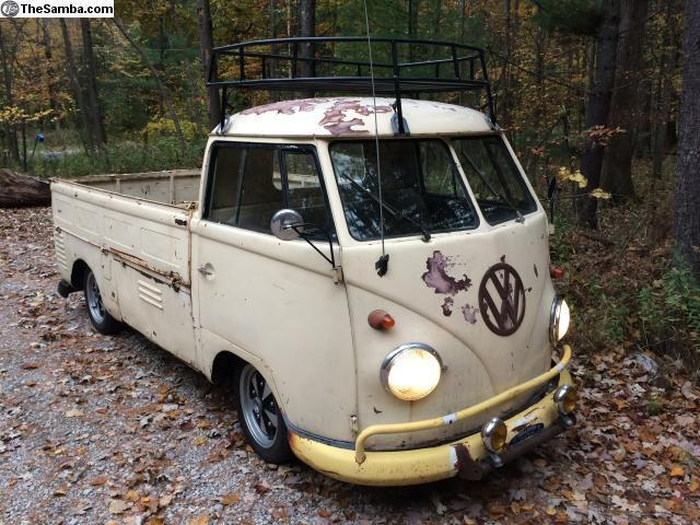 1961 Volkswagen Bus/Vanagon Single cab